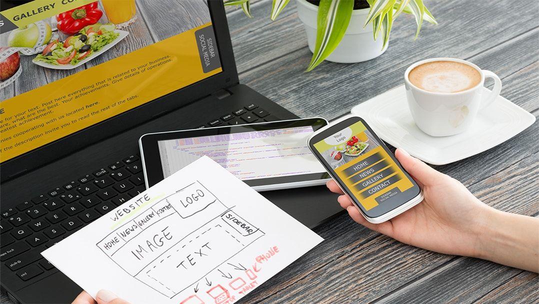 Desarrollo web Emprendedores